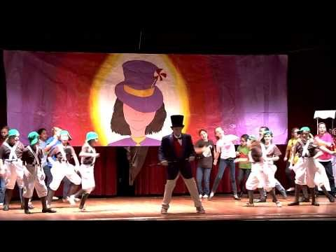 Willy Wonka Kids Gorrie Elementary Play