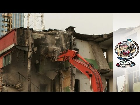The Beijing Residents Who Lost Their Homes to the Olympics
