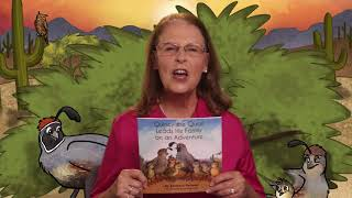 Quincy the Quail Book Trailer