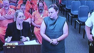Florida woman jailed for alleged rape of boy, 11, resulting in pregnancy