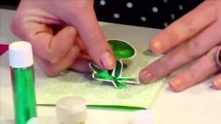 2-Minute Crafts: Glitter Cards