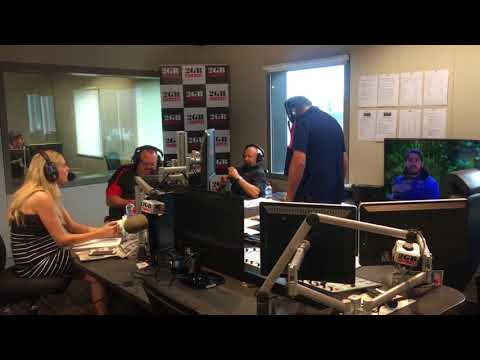 2GB 873 FOOTBALL SHOW 2018 SONGS