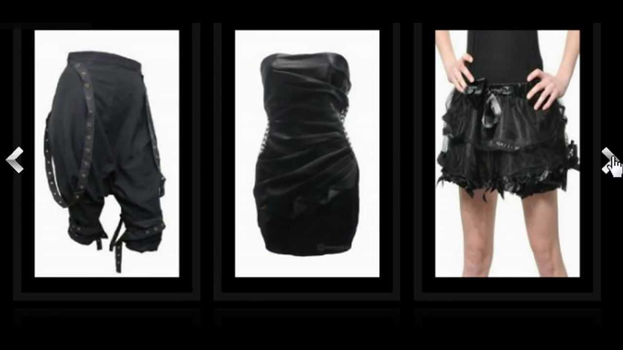 Punk Clothing Uk Rock Clothing Uk Clothes Ideas For Women Youtube
