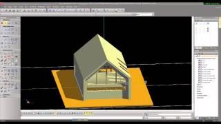 EliteCAD 3D BIM - Pierwsze kroki - ustawienia klawiszy itp. Podstawy obsługi interface.