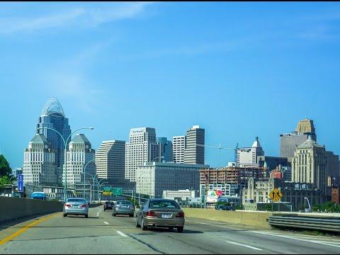 14-29 Cincinnati Ohio: I-71 South to US-50 West