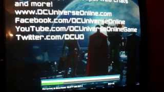 Dc universe online download PS3 time