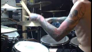 """Smashing Pumpkins - Where Boys Fear To Tread - Drum Cover by Jonny """"Twothumbs"""" Malley."""