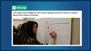 Future Ready Schools: Preparing Students for Success