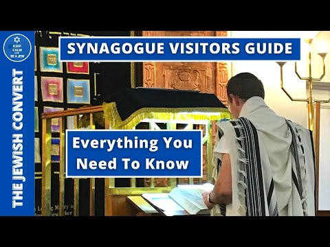 Do and Don't in Synagogue