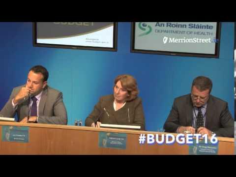Budget 2016 Press Conferences