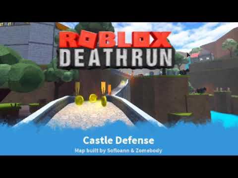 Roblox Deathrun Castle Defense Soundtrack Youtube