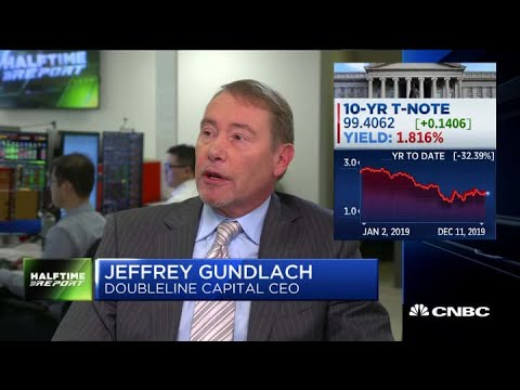 DoubleLine Capital CEO Jeffrey Gundlach: Investors should be playing defense