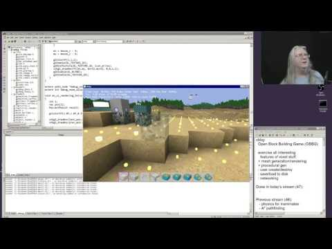 open block building game programming #47
