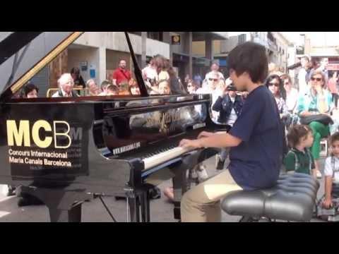 El piano del Maria Canals a Vilanova i la Geltrú streaming vf