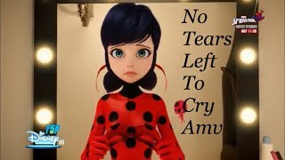 Miraculous Ladybug Amv No Tears Left to Cry By Ariana Grande