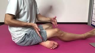 股関節とウォーキング(部分カット)
