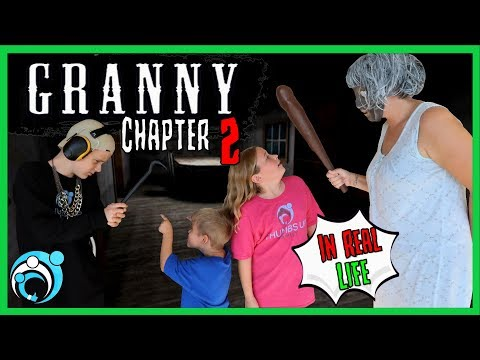 Granny Chapter 2 In Real Life | Thumbs Up Family
