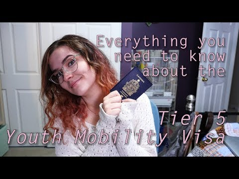 How I'm Moving To The UK!!! | Tier 5 Youth Mobility Visa