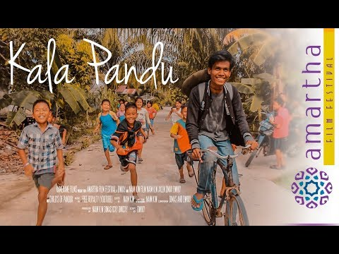 "FILM PENDEK INSPIRATIF: ""KALA PANDU"" [Pekanbaru Short Film] | AMARTHAFILMFESTIVAL2017"