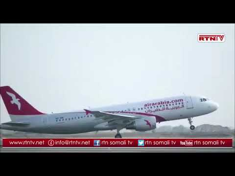 RTN TV: Air Arabia Airline- Somalia