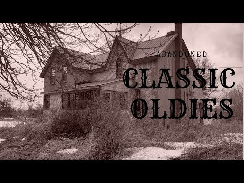 Urban Exploration: Abandoned House of Classic Oldies