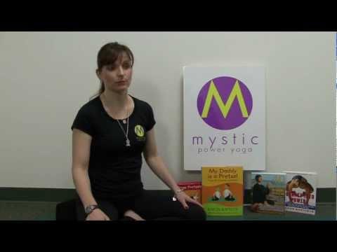 Mystic Power Yoga Studio in Hazleton, PA. Call 570-582-9641.