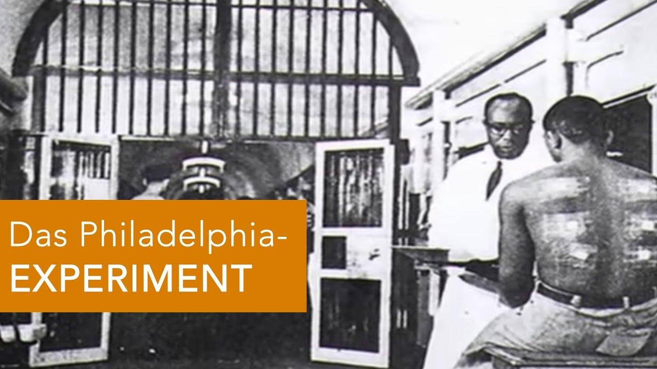 Wahrheit über Das Philadelphia Experiment