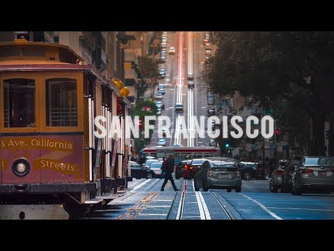 SAN FRANCISCO DOWNTOWN VIBES l Going back to college days