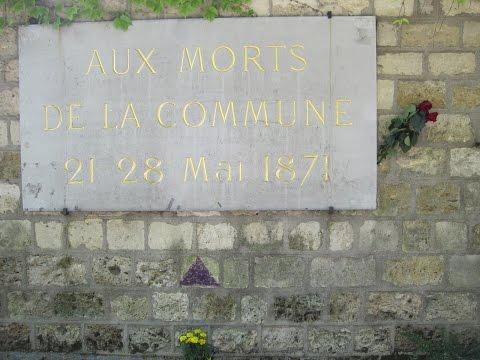 코뮌 La Commune Paris, 1871