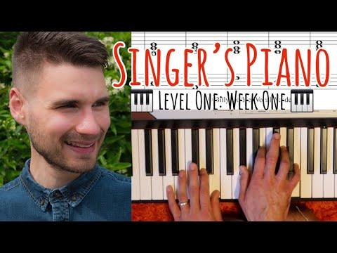 Singer's Piano!