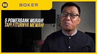 Rekomendasi 5 PowerBank Keren Dengan FAST CHARGING! thumbnail