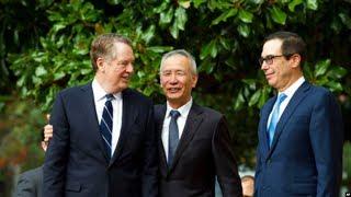 焦点对话:美中第一阶段贸易协议会随时崩溃?