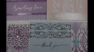 5 Cards 1 Kit Tonic Kit 18 Dream In Colour