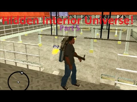 GTA SA: Hidden Interior Universe - Part 5: Hidden Tattoos, Heaven G and H