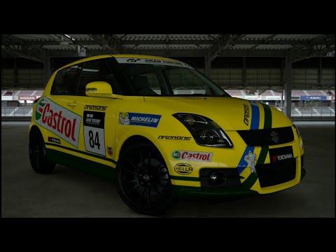 Hot Lap Sport: 2007 Suzuki Swift Sport - Gran Turismo Sport