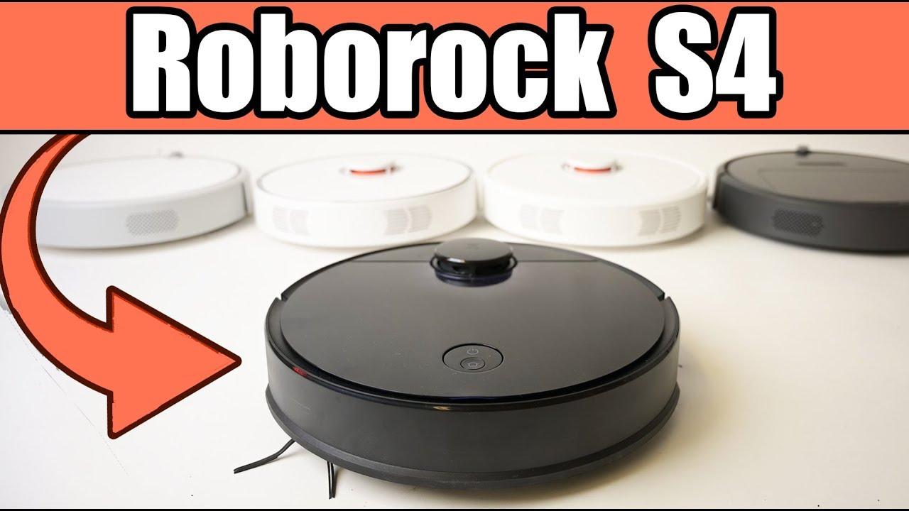 Roborock S4