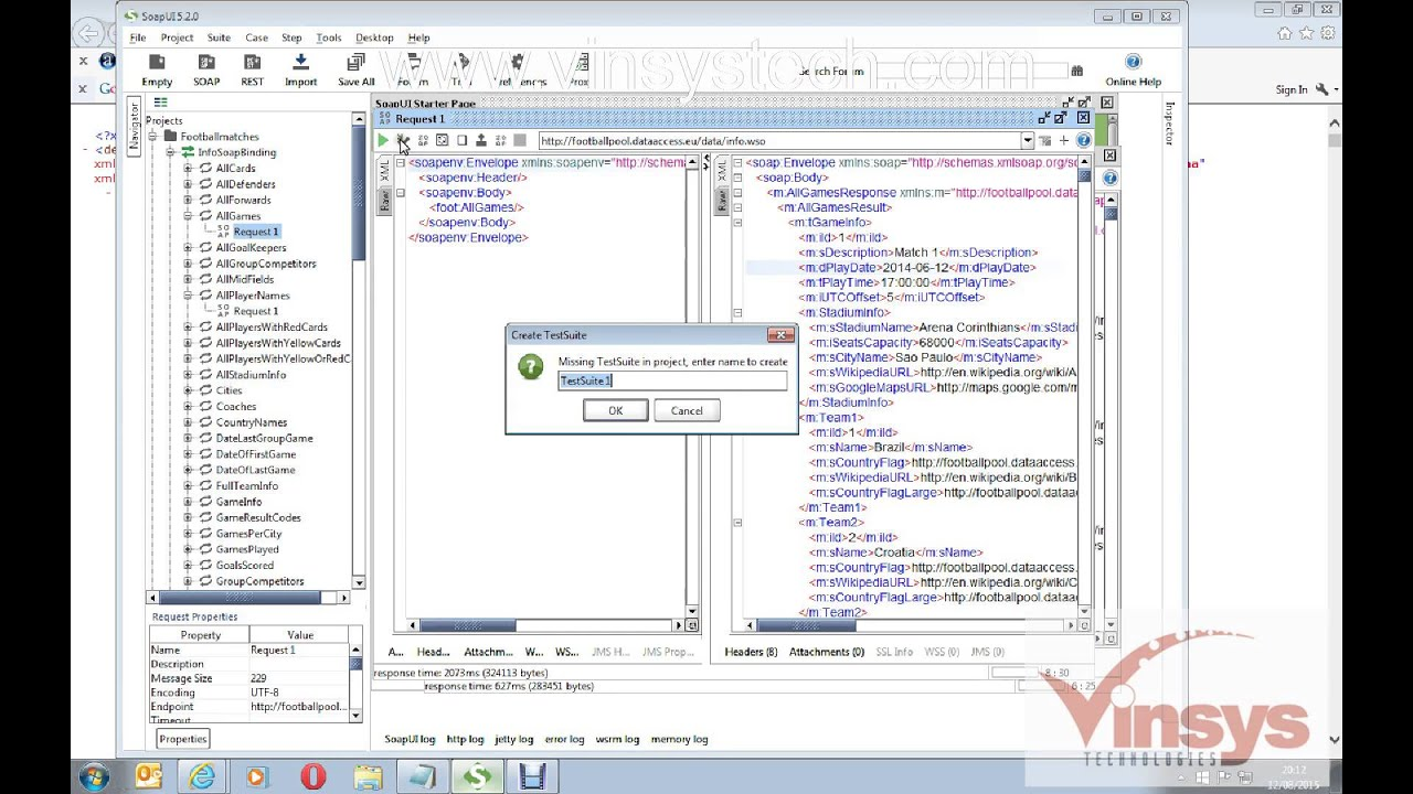 Adding assertions in soapui soapui tutorial youtube adding assertions in soapui soapui tutorial baditri Images