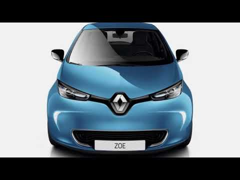 Confirmed 2018 Renault ZOE Gets Power Increase