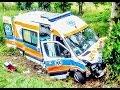 Wypadki Ambulansów / karetek Pogotowia Ratunkowego na sygnale KU PRZESTRODZE