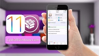 iOS 11.2 Jailbreak 😲 [ iOS 11 Jailbreak CydiaRainbow METHOD ] How to Install Cydia on iOS 11
