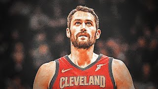 Kevin Love Signs With Cavaliers $120M 4 Years Max Contract (Highlights) 2018 NBA Free Agency