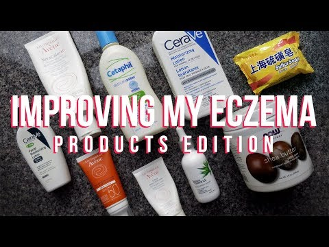 Products That Helped My Eczema