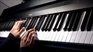 Tujh mein rab dikhta hai (Piano by Pranay Prabhakar)
