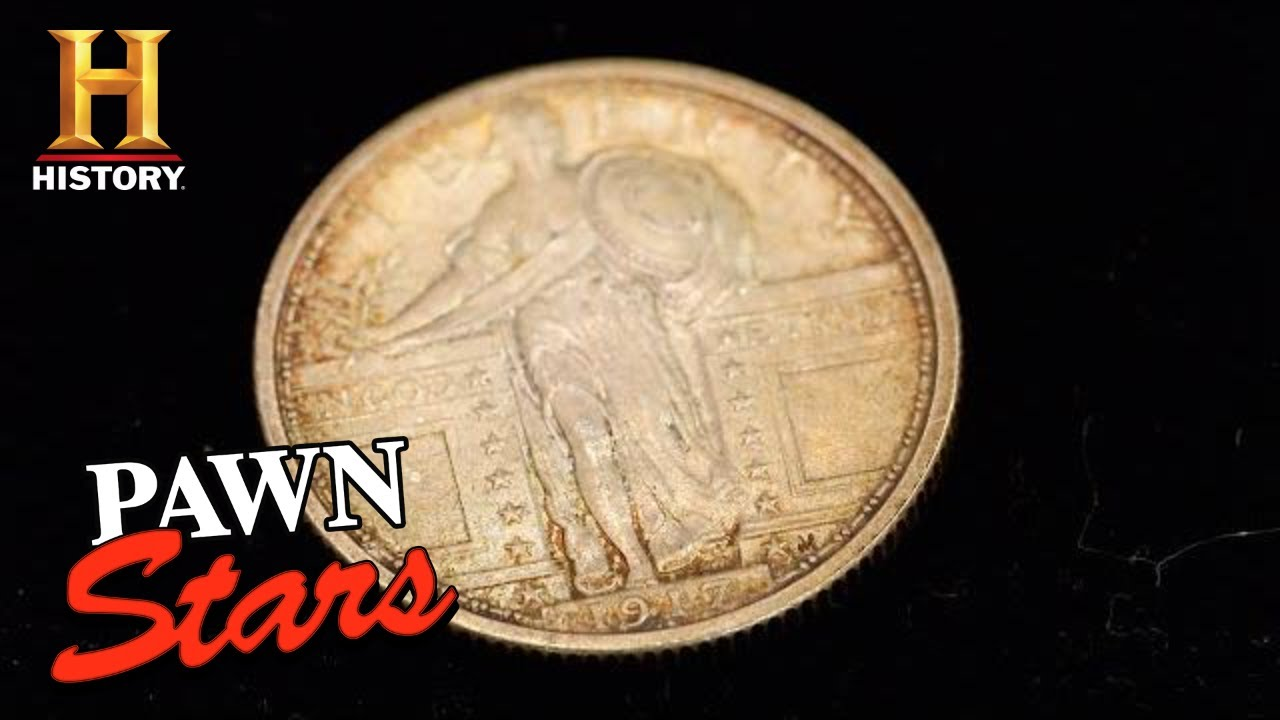"Pawn Stars: CONTROVERSIAL Coin is ""REALLY, REALLY COOL"" (Extended Cut) 