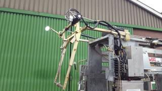 WOPA Claw Treatment Crush Sliding Tailgate