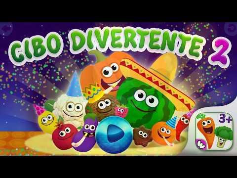 Funny Food 2 Giochi Educativi Per Bambini Piccoli App Su Google Play
