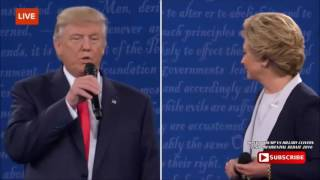 "The Best Presidential Comeback Of All Time - Donald Trump: ""Because you'd be in jail"""