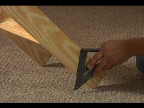Werner Ladder How To Customize The Length Of Your Wood