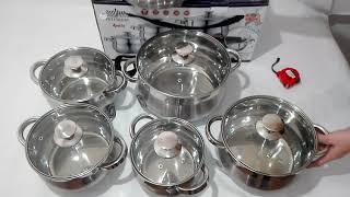Набор посуды 12пр Peterhof PH15773 - обзор