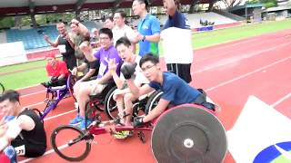 SDSC National Inclusive Athletics Championship 2017